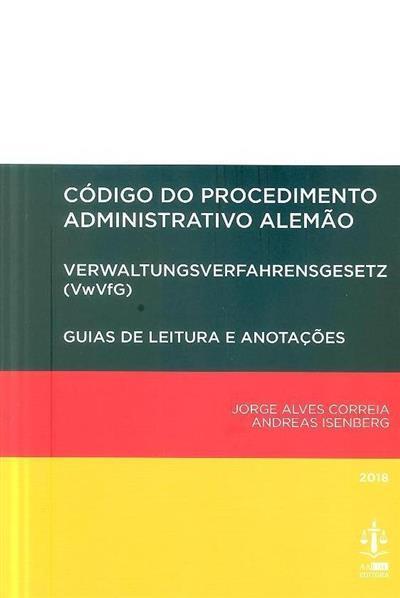 Código do procedimento administrativo alemão (Jorge Alves Correia, Andreas Isenberg)