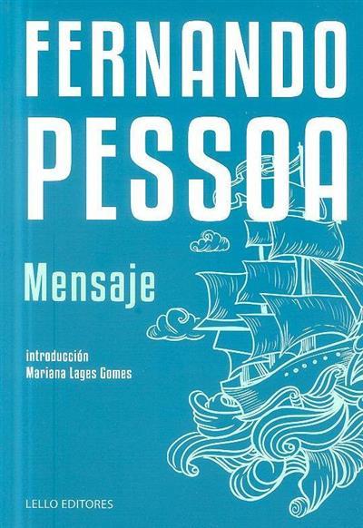 Mensaje (Fernando Pessoa)