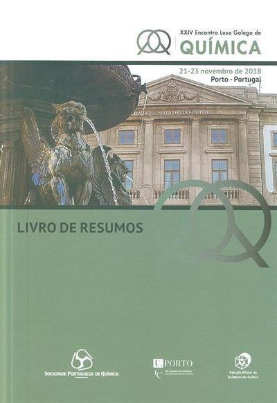 XXIV Encontro Luso-Galego de Química (Victor Freitas, Joana Oliveira)