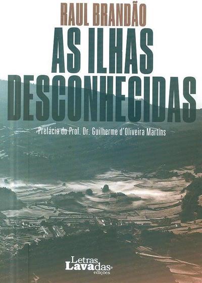 As ilhas desconhecidas (Raul Brandão)