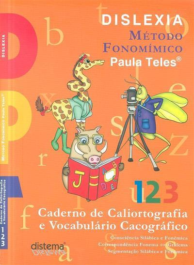Dislexia, método fonomímico (Paula Teles)