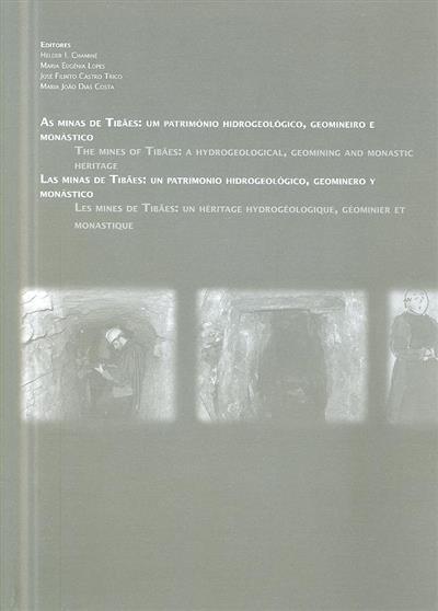 As Minas de Tibães (ed. Helder I. Chaminé... [et al.])