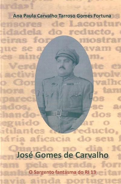 José Gomes de Carvalho (Ana Paula Carvalho Tarroso Gomes Fortuna )