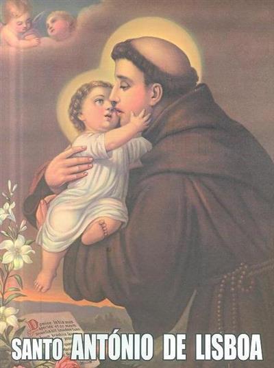 Santo António de Lisboa (Antonio Corredor Garcia)