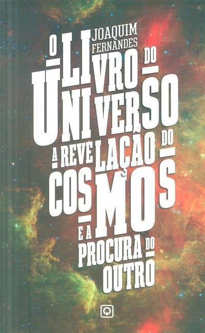 O livro do universo (Joaquim Fernandes)