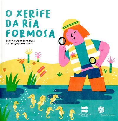 O xerique da Ria Formosa (Ricardo Henriques)