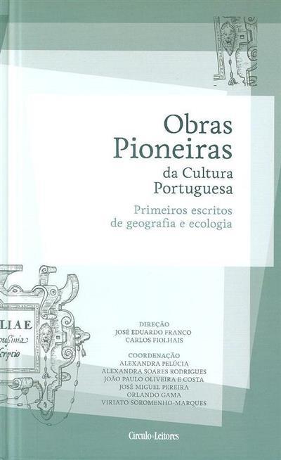 Primeiros escritos de geografia e ecologia