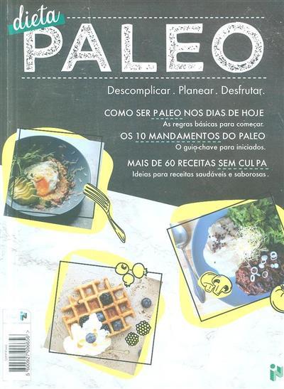 Dieta Paleo revista (IN Edições)