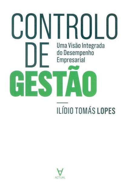 Controlo de gestão (Ilídio Tomás Lopes)
