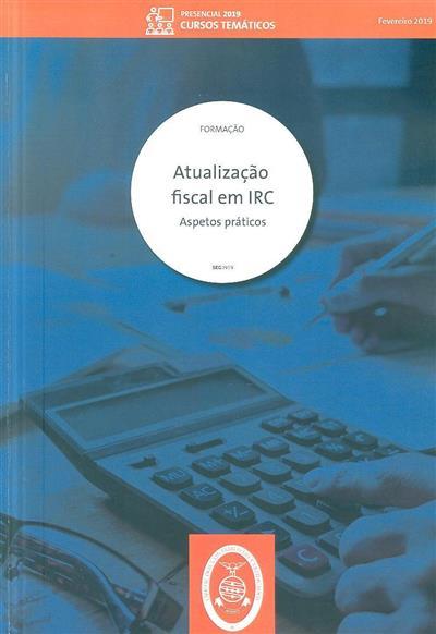 Atualização fiscal em IRC (Amândio Silva)