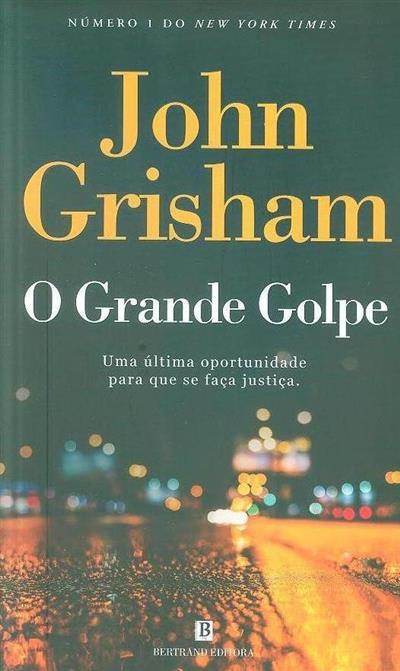 O grande golpe (John Grisham)