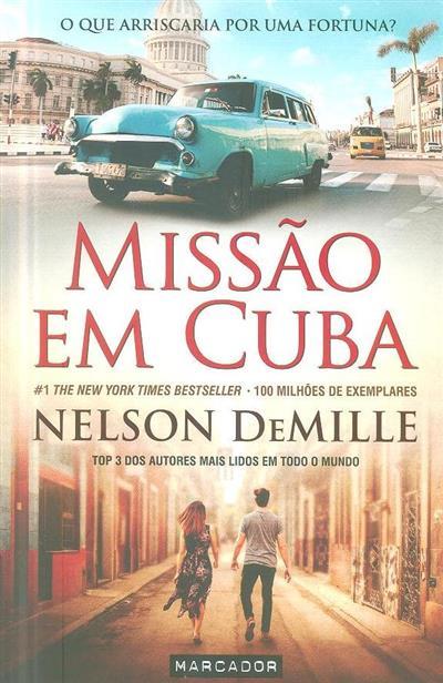 Missão em Cuba (Nelson DeMille)