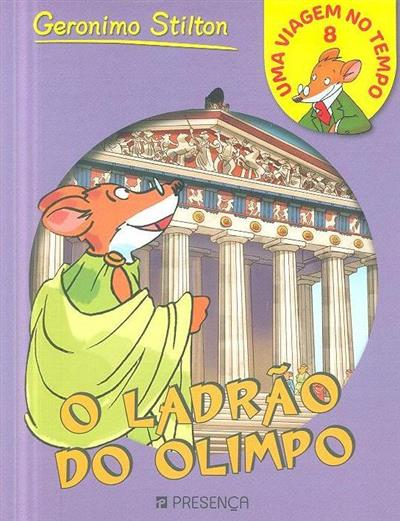 O ladrão do Olimpo