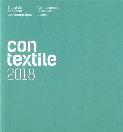 Contextile 2018 (Bienal de Arte Têxtil Contemporânea)