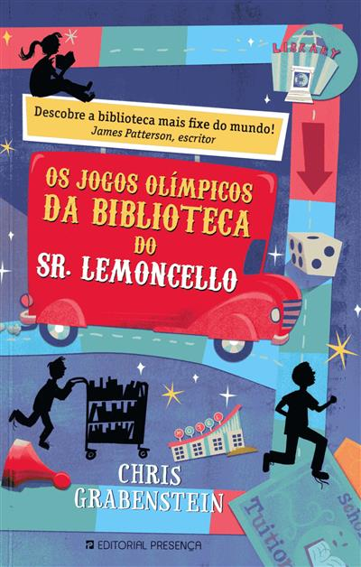 Os Jogos Olímpicos da biblioteca do Sr. Lemoncello