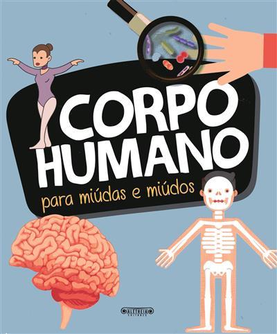 Corpo humano para miúdas e miúdos