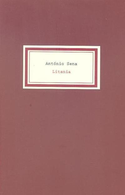 Litania (António Sena)