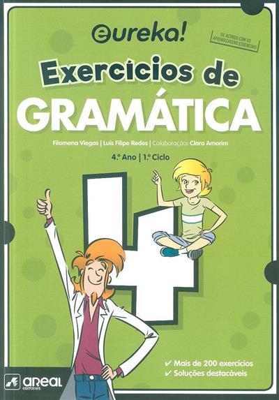Eureka! exercícios de gramática (Filomena Viegas, Luís Filipe Redes)