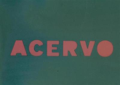 Acervo (textos João Silvério, Isabel Nogueira, Cristina Azevedo Tavares)
