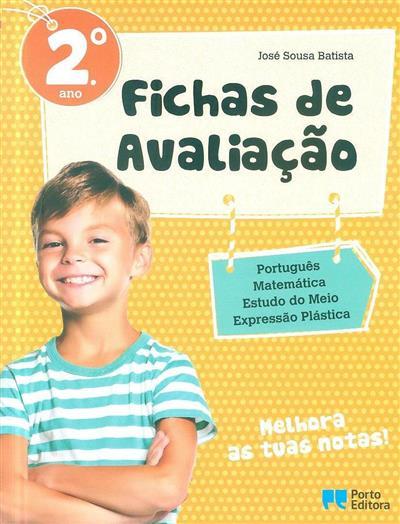 Fichas de avaliação, 2º ano (José Sousa Batista)