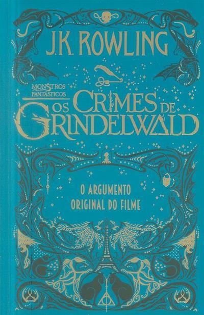 Os crimes de Grindelwald (J. K. Rowling)