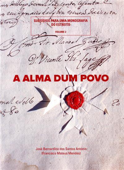 A alma dum povo (José Bernardino dos Santos António, Francisco Mateus Mendes)