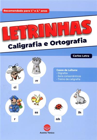 Letrinhas (Carlos Letra)