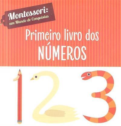 Primeiro livro dos números (texto Chiara Piroddi)