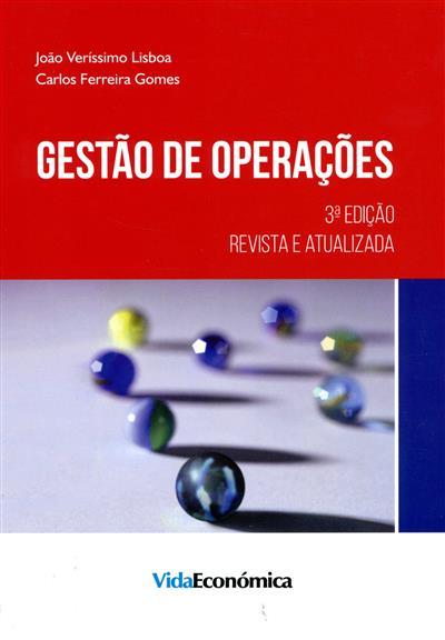 Gestão de operações (João Veríssimo Lisboa, Mário Gomes Augusto)