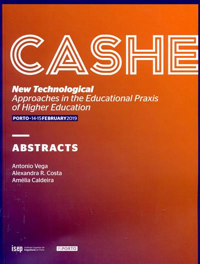 CASHE - new technological approaches in the education praxis of higher education