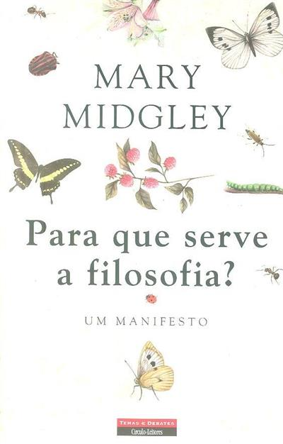 Para que serve a filosofia?