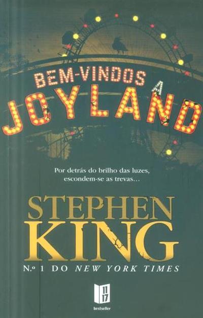 Bem-vindos a Joyland (Stephen King)