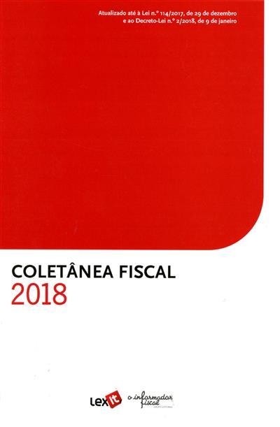 Coletânea fiscal 2018