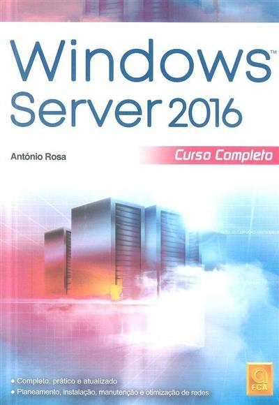Windows Server 2016 (António Rosa)