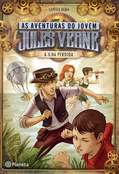 A ilha perdida (Miguel García)