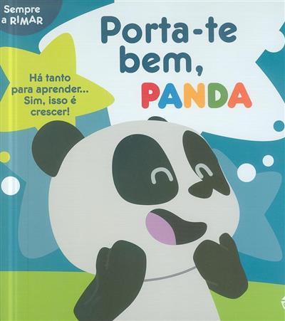 Porta-te bem, Panda (Ana Oom)