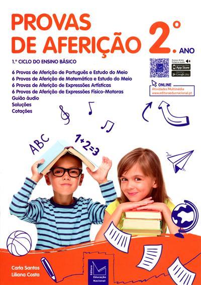 Provas de aferição (Carla Santos, Liliana Costa)