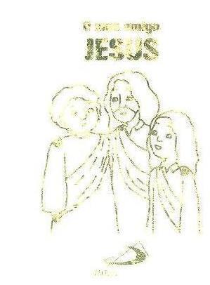 O meu amigo Jesus (il. Marta Tex)