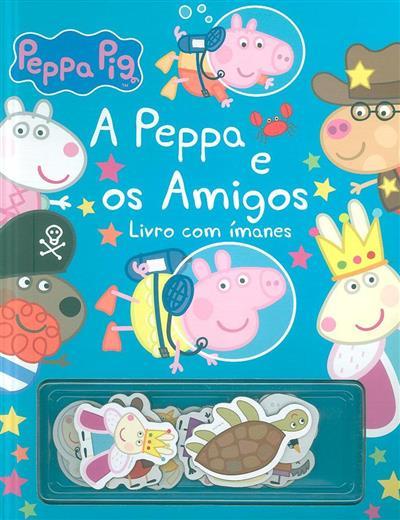 Peppa e os amigos