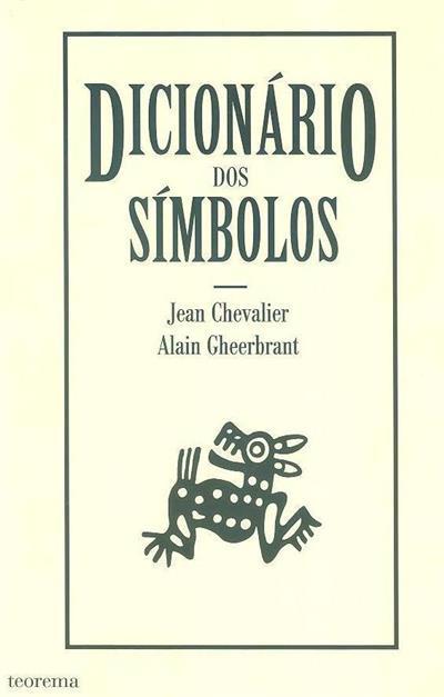 Dicionário dos símbolos (Jean Chevalier, Alain Gheerbrant)