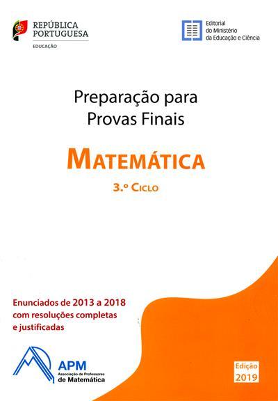 Preparação para as provas finais de matemática 3º ciclo