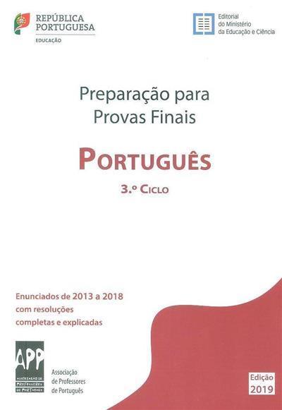Preparação para provas finais de português, 3º ciclo