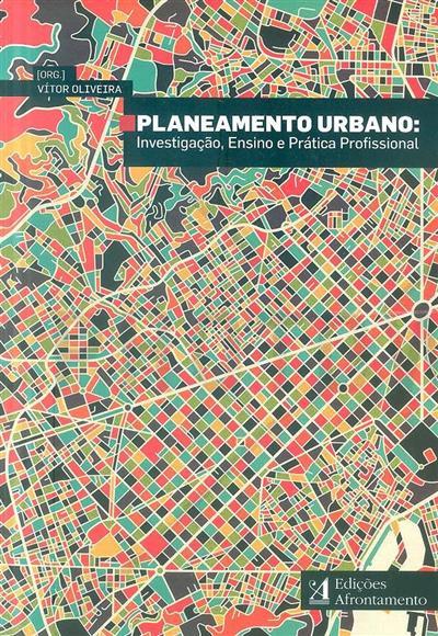 Planeamento urbano (org. Vítor Oliveira)