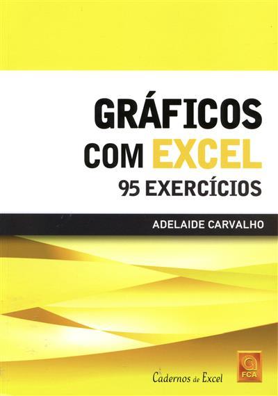 Gráficos com excel, 95 exercícios (Adelaide Carvalho)