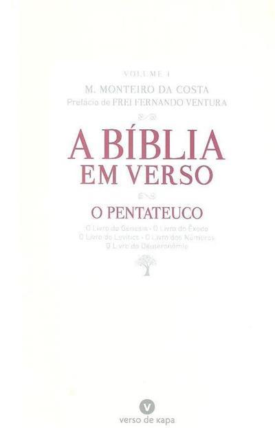 A Bíblia em verso (M. Monteiro da Costa)