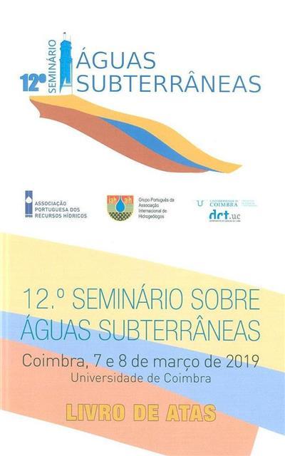 12º Seminário sobre Águas Subterrâneas