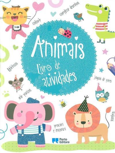 Entra no mundo dos animais! (adapt. Sara Ludovico)