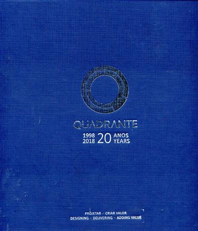 Quadrante (ed. e textos Jorge Ferreira)