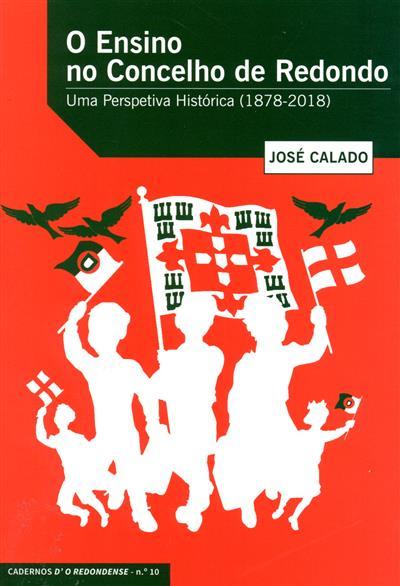 O ensino no concelho de Redondo (José Calado)