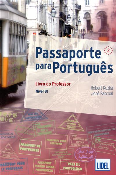 Passaporte para português (Robert Kuzka, José Pascoal)